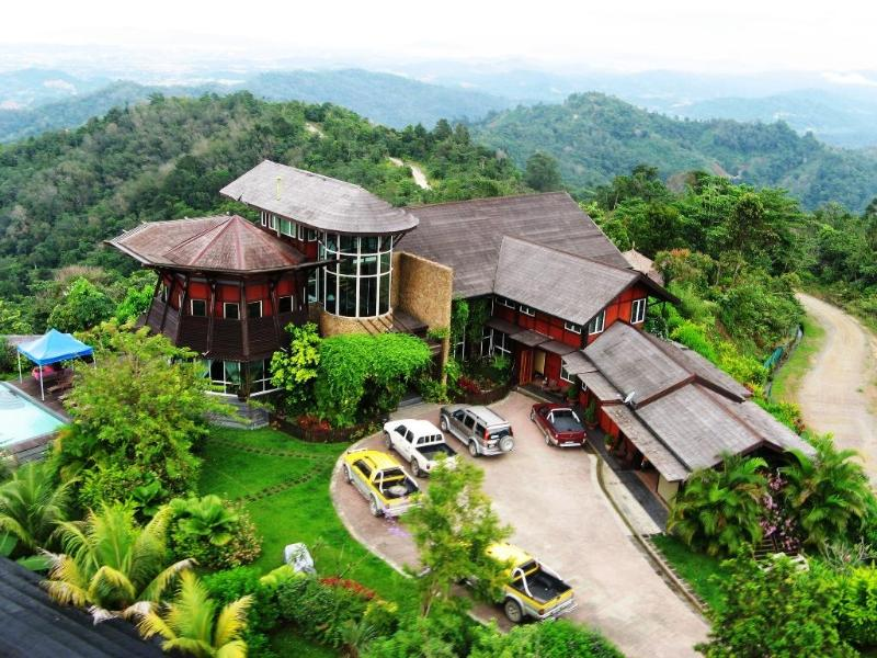 Ariel view - Luxury bed and breakfast - Sabah - rentals
