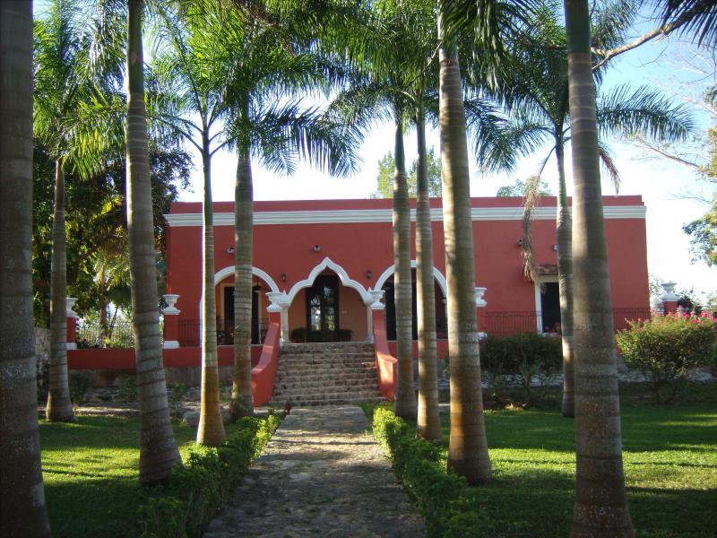 Hacienda San Jose Poniente - Hacienda San Jose Poniente - Yucatan - rentals