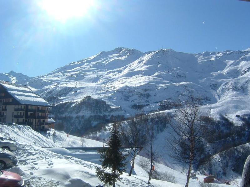 Great family apartment side of the ski slopes - Image 1 - La Defense - rentals