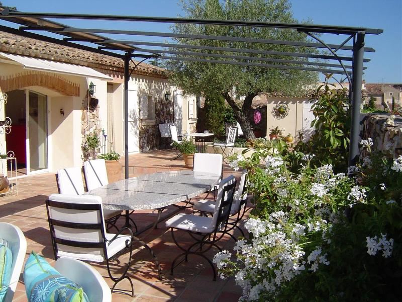 Authentic Provencal Farmhouse with Garden and Pool - Image 1 - Roquebrune-sur-Argens - rentals