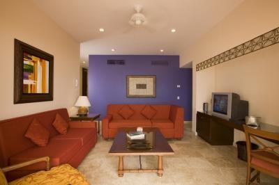 Living Room - Montecristo Estates, Cabo San Lucas, Mx. VILLA # 1 - Cabo San Lucas - rentals