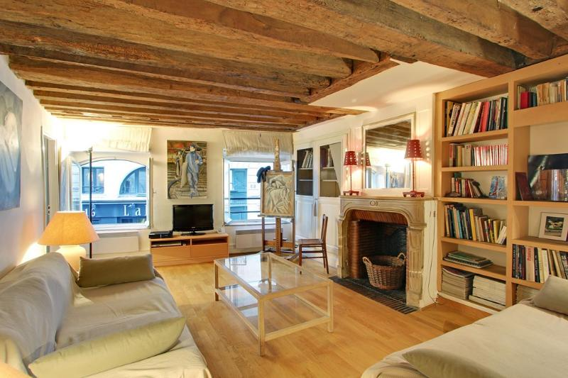 Charming Two Bedrooms Saint Germain des Prés - Image 1 - Paris - rentals