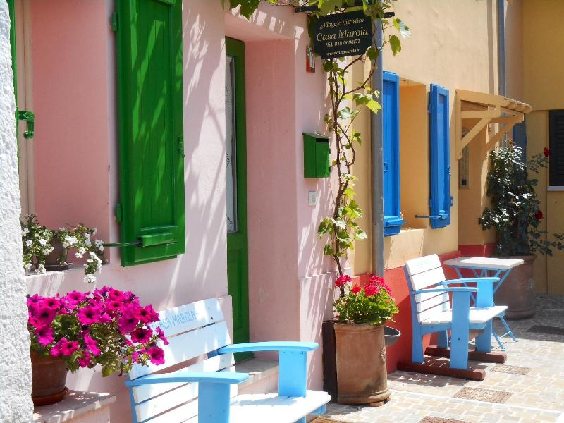 Casa Marola nice holiday home  of fishermen. - Image 1 - Gabicce Monte - rentals
