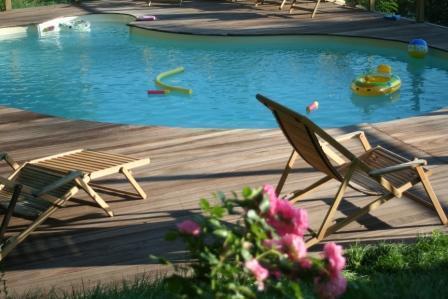 Pool - Cà di Castagna (Chestnut House) - Pontremoli - rentals
