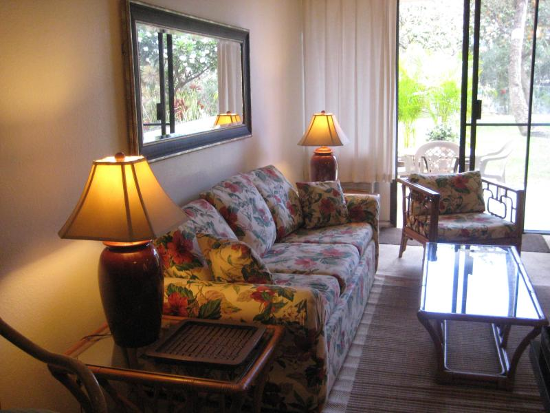 Living Room - Maui Vista.SPECIAL:  Mar 15 thru Dec 14, ONLY $110 - Kihei - rentals
