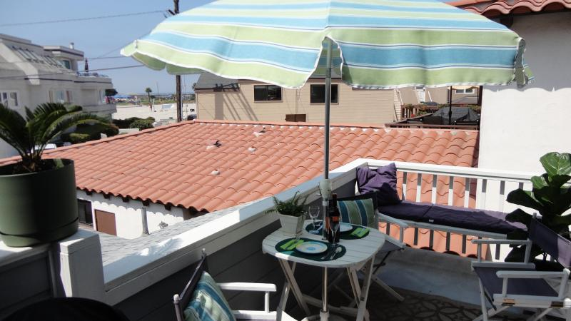 Above the Crowd, watch the action on the beach and Boardwalk - The Sun Catchers - Pacific Beach - rentals