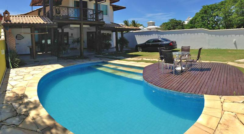 PERFECT BUZIOS BEACH HOUSE IN GERIBA - Image 1 - Buzios - rentals