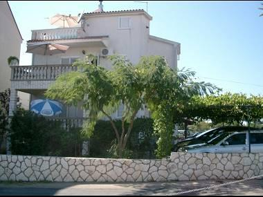 house - 7256  A5(2+1) - Vodice - Vodice - rentals