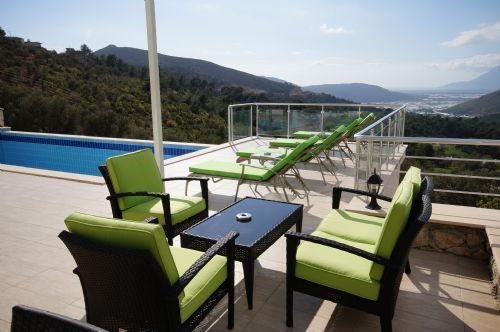 Panorama Villa 2 - Image 1 - Kalkan - rentals