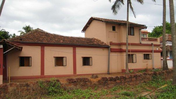 Exterior - Romantic Portuguese Beachside Villa - Goa - rentals