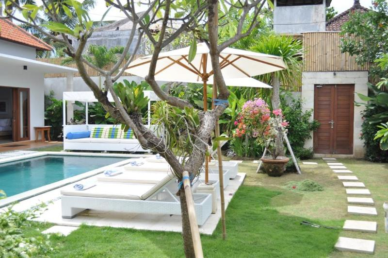 Villa Martini Garden & Pool - Villa Martini Seminyak, 3 bedrooms, family villa - Kuta - rentals