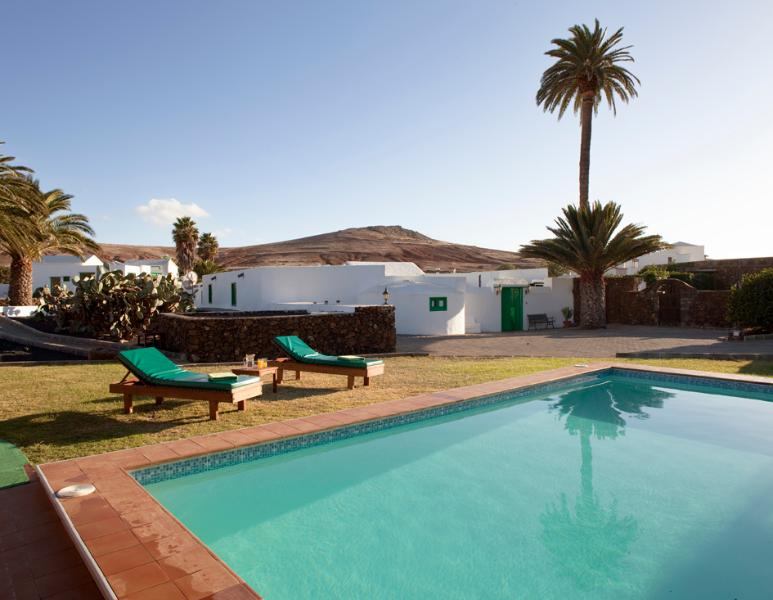 Casa Catalina's Heated Pool and Exterior - Casa Catalina I | Rural Villas - Los Valles - rentals