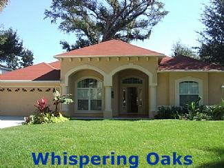 Whispering Oaks executive villa - Trebor Villa Whispering Oaks (Orlando/Kissimmee) - Kissimmee - rentals