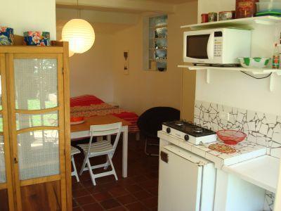 Cozy Studio & Garden - Metro Sumaré - Image 1 - Santo Andre - rentals