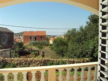 A1(4): terrace view - 7295 A1(4) - Kukljica - Kukljica - rentals