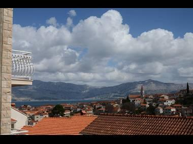 A1(2+1): terrace view - 7296 A1(2+1) - Postira - Postira - rentals