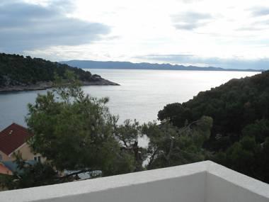 H(6+2): sea view - 7297  H(6+2) - Cove Osibova (Milna) - Cove Osibova (Milna) - rentals