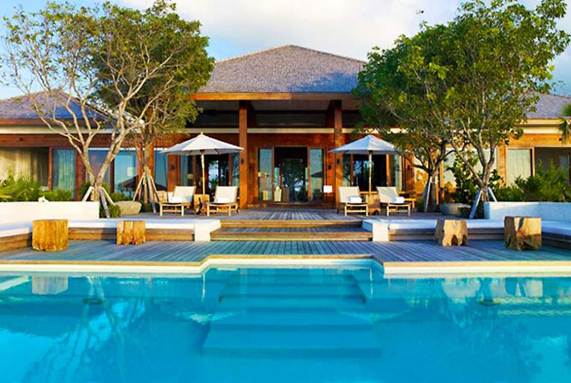 Turks And Caicos Villa 37 The Villa Occupies An Enviable Expansive Beachfront Location. - Image 1 - Parrot Cay - rentals