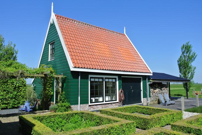 Skaap Amsterdam, the cottage. - Skaap bed and breakfast Amsterdam Waterland - Amsterdam - rentals