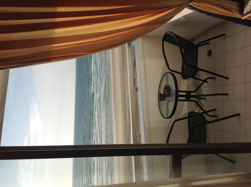 Balcony - Perfectseaview - Bat Yam - rentals