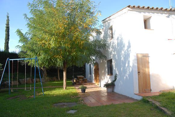 Front House view - La Polvoreria - Bigues i Riells - rentals