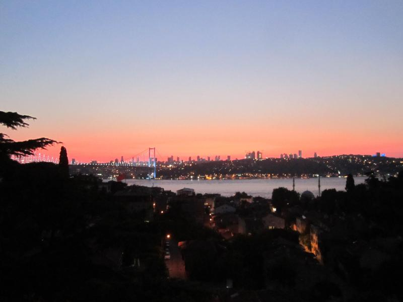 View of the Bosphorus - The Jewel of the Bosphorus - Istanbul - rentals