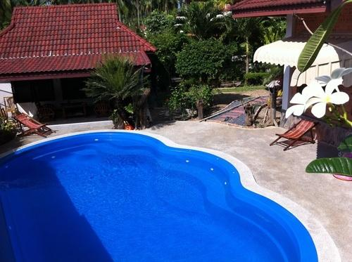 Pool - Private Pool villa 2 max 8 persons Ao Nang - Ao Nang - rentals