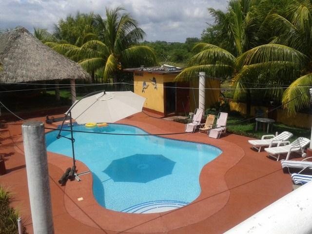 piscina - Chalet en Monterrico - Hawaii - rentals