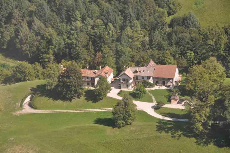 aerial view - Agriturismo vena d'oro - Belluno - rentals