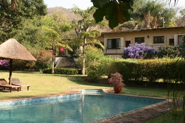 Pool View - Laughing Waters Guest House - Hazyview - rentals