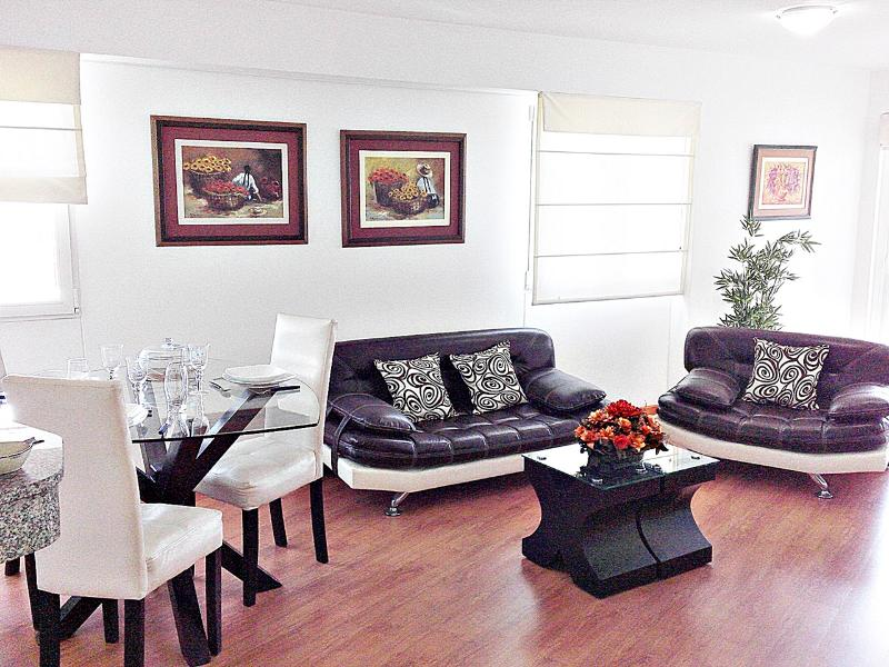 Nice & New full equipped Miraflores - Image 1 - Lima - rentals