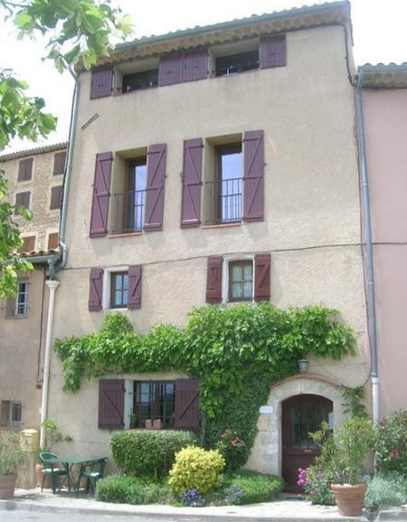 Our House in Provence, Superb Vacation Rental with a Balcony - Image 1 - Moissac-Bellevue - rentals
