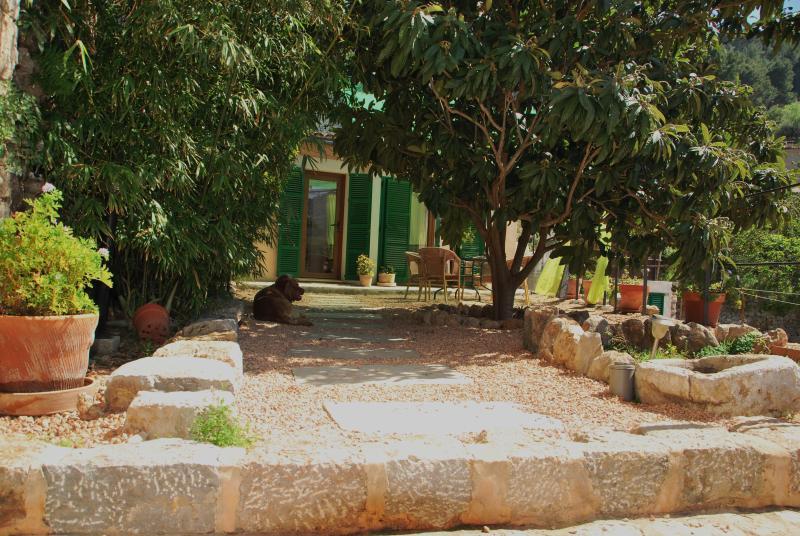 Bonita casa con jardin - Image 1 - Soller - rentals