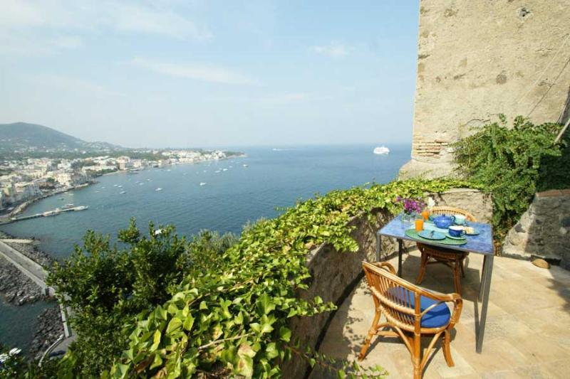Castello Aragonese - Minore - Image 1 - Ischia - rentals