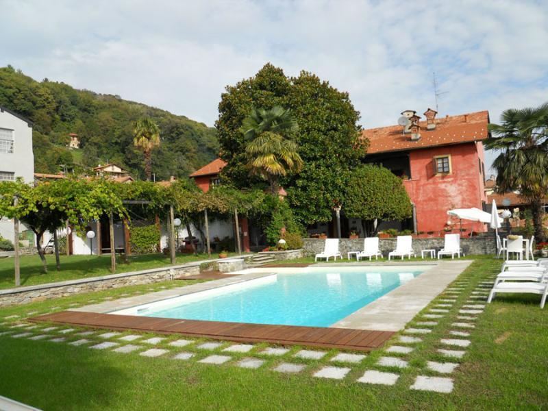 Villa sul Lago - Room 2 - Image 1 - Massino Visconti - rentals