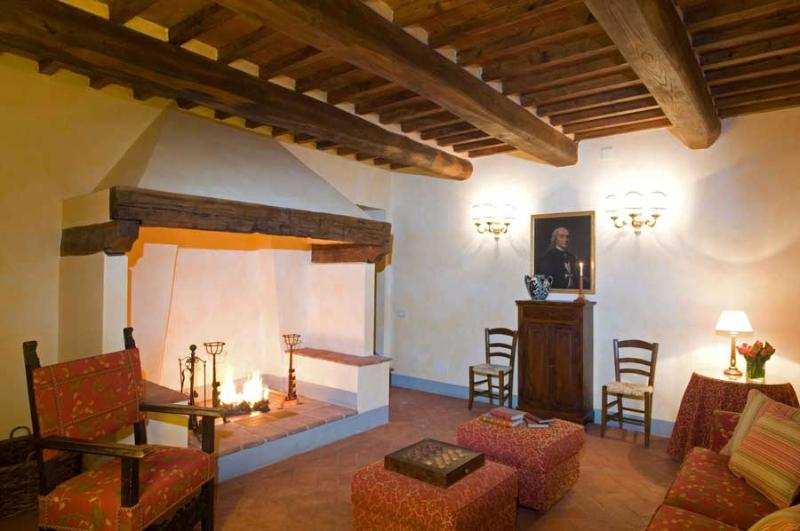 Borgo in Rosa - Unit 1 - Image 1 - Montefiridolfi - rentals