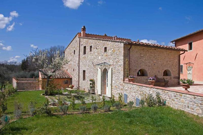 Borgo in Rosa - Unit 5 - Image 1 - Florence - rentals