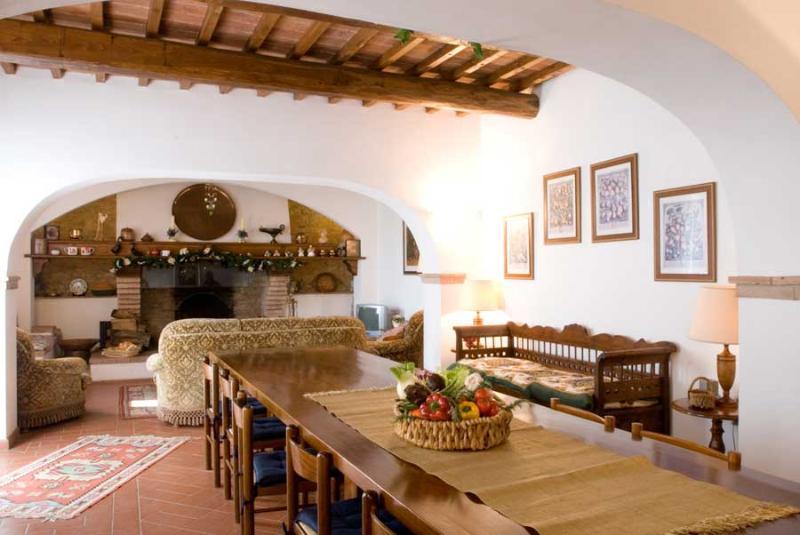 Casale Elsa - Camino - Image 1 - Certaldo - rentals
