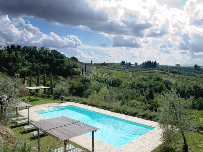 Villa Olivo - Nandina - Image 1 - Lucardo - rentals