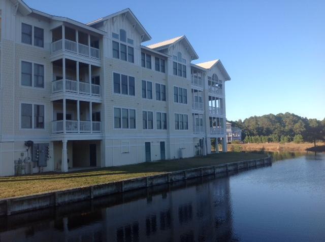 Front Exterior - Hamilton Cay, 2 Bedroom Condo, Waterpark Access - Kill Devil Hills - rentals