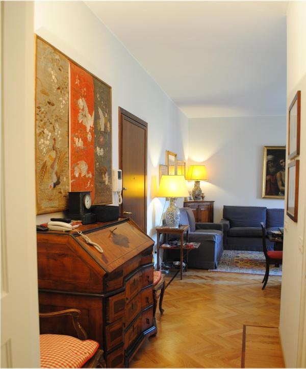 Luminous, elegant flat for rent - Image 1 - Milan - rentals