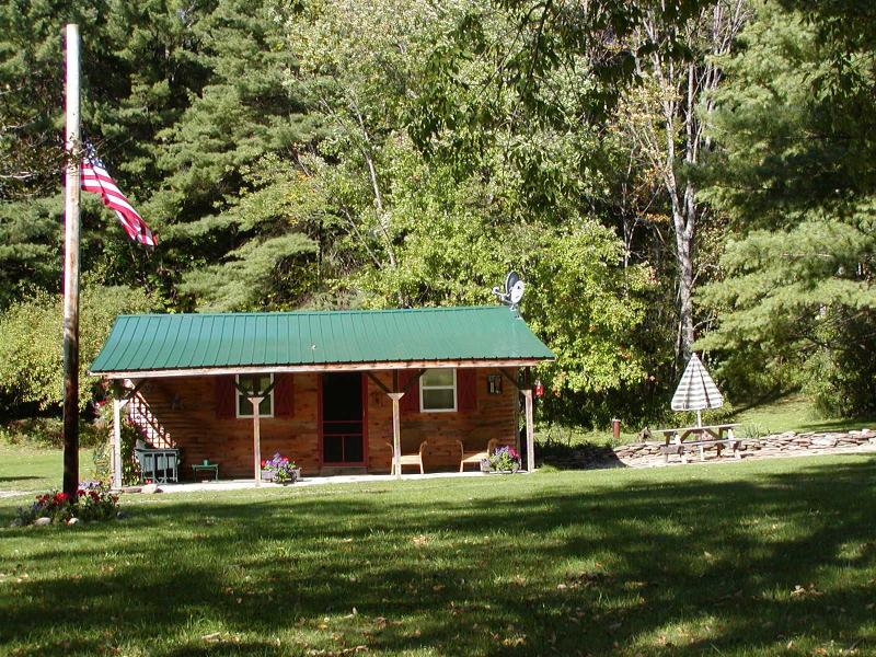 Guest Cottage at Donameer Farm - GUEST COTTAGE AT DONAMEER FARM/DOGS STAY FOR FREE! - Hammondsport - rentals