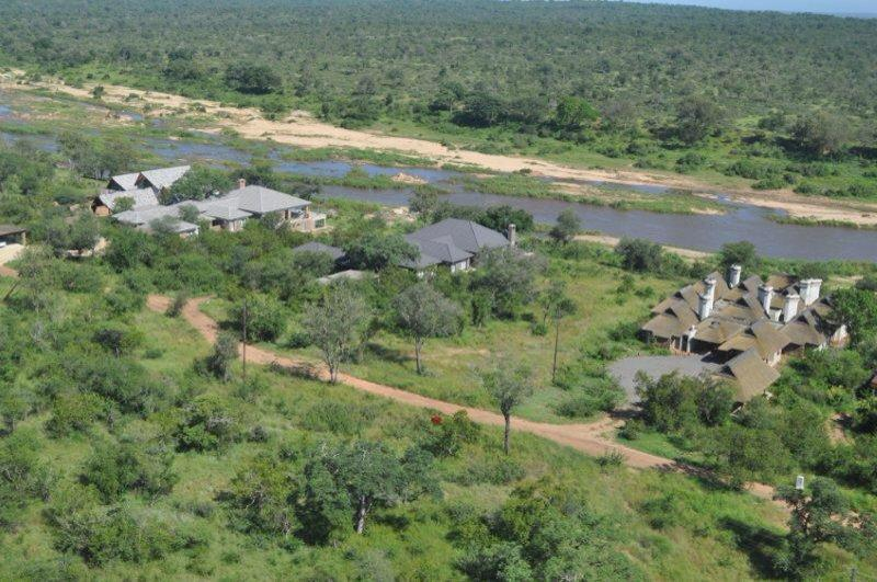 Birds-Eye View - Buffalo Brooke - Mjejane, Kruger National Park - Hectorspruit - rentals