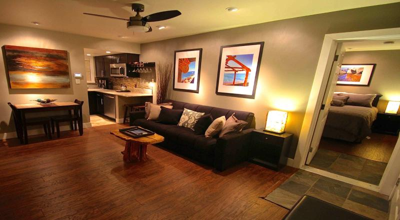Gondola Suite with optional 1 bedroom - 1Br/2 Ba at Lakeside Gondola Residence Lodge - South Lake Tahoe - rentals