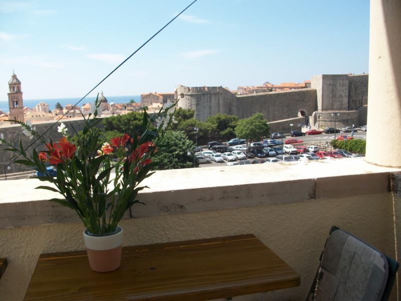 Balcony - Holiday flat Mustac in Dubrovnik (5) - Dubrovnik - rentals