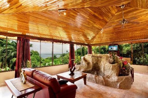 Penthouse Las Cascadas Quepos Manuel Antonio - PENTHOUSE DELUXE OCEAN VIEW - Quepos - rentals