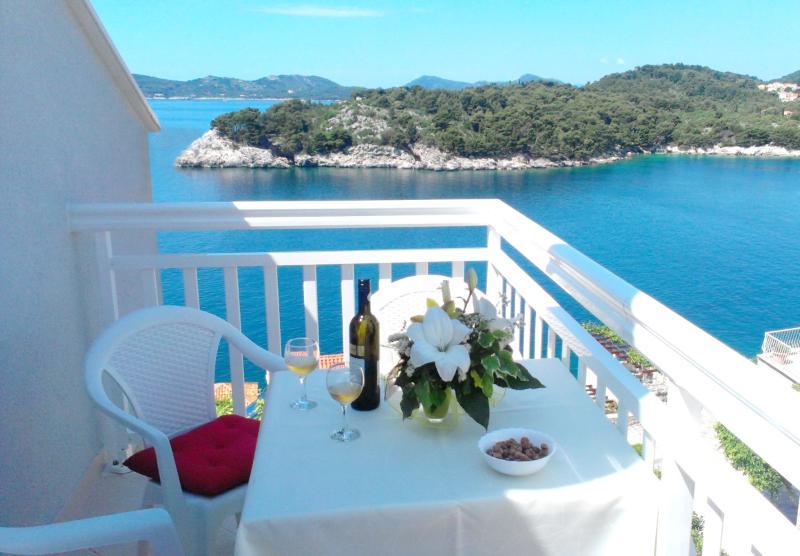 Balcony - Apartment Ela Dubrovnik - Dubrovnik - rentals
