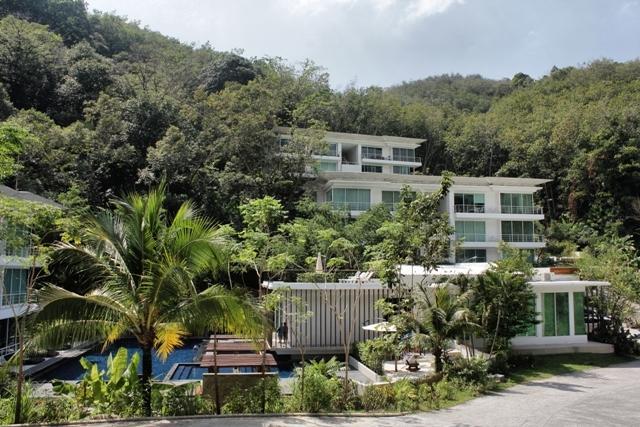 Quiet Hillside 2 Bedroom Condo - Image 1 - Kamala - rentals
