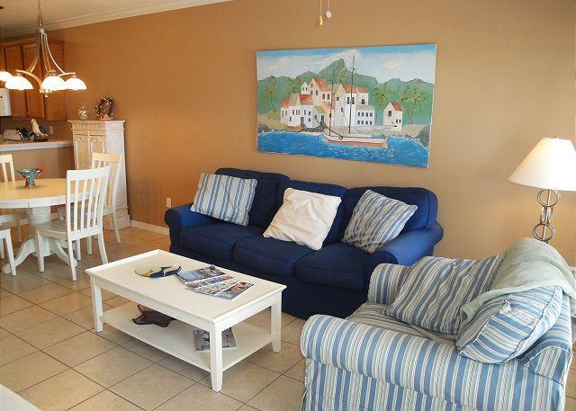 bc 123 - 2 bedroom 2 1/2 bath town-home across from the beach! - Long Beach - rentals