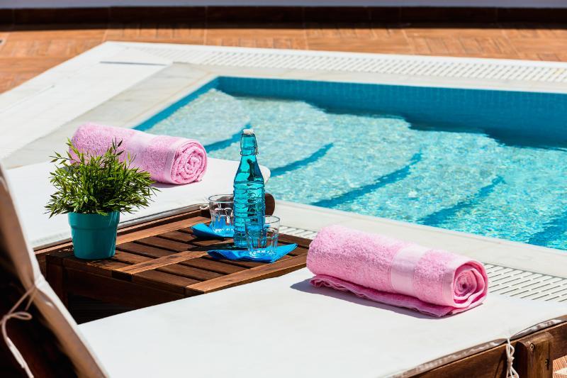 Villa Stamos - Prasonisi - Villa with Private Pool - Image 1 - Kattavia - rentals
